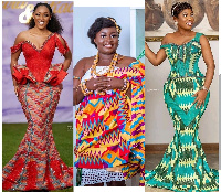 Best African Kente dress styles to inspire your traditional wedding.