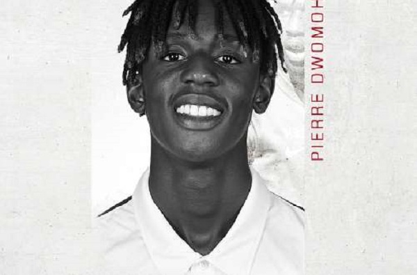 Pierre Dwomoh scores for Royal Antwerp reserves in win against Union