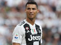 Juventus forward, Cristiano Ronaldo