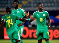 Senegal are the first team to qualify to the semi-final