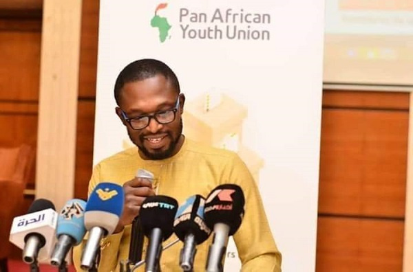 Bening Ahmed is the Deputy Secretary-General of the Pan African Youth Union