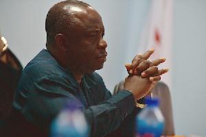 Prof. Benjamin Nyarko, Director General of GAEC