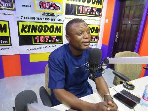 Kofi Adams   Kingdom