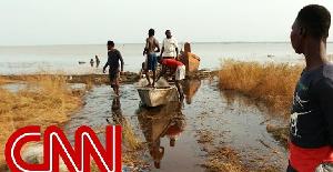 CNN report exposed child trafficking in Ghana