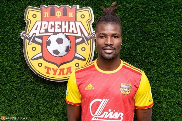 Kadri Mohammed has marked his debut for Russian side Arsenal Tula