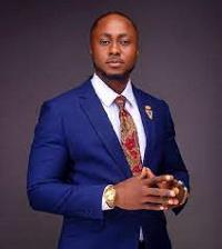 Ghanaian business executive and philanthropist, Edwin Elikem Amenyeawu