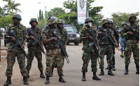 Government hinted it will deploy a four hundred Military and Police Anti-Galamsey Taskforce team