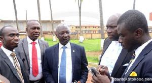 Asante Kotoko executives