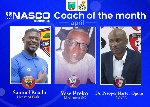 Samuel Boadu, Yaw Preko and Prosper Narteh nominated for Coach of the Month for April