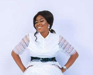 Musician Deborah Akoto