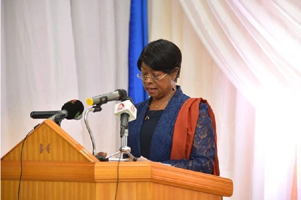 Coronavirus still prevalent, keep to safety protocols - Sophia Akufo to Ghanaians