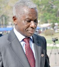 Brigadier General Nunoo-Mensah (rtd)