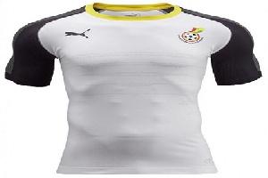 Black Stars Puma jersey