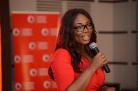 Angela Mensah-Poku, Head of Vodafone Business Solutions