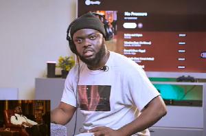 YouTuber, Kwadwo Sheldon