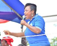 Otiko Efisa Djaba, NPP National Women's Organizer