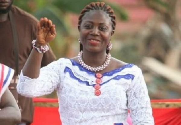 Akwatia MP, Mercy Adu Gyamfi