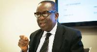 National Security Minister, Albert Kan-Dapaah