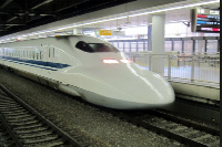Mr Boateng said the Bullet Train would move fast in transporting people to and from the urban areas