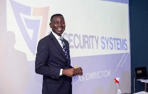 Mac Reuben Kumah, CEO Of G7 Security.jfif