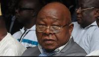 Professor Mike Aaron Oquaye, Chairman of NPP Legal Team