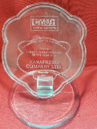 The company was adjudged CIMG Manufacturing Company