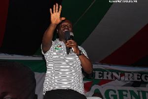 Edward Omane Boamah, Communications Minister
