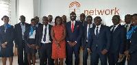 OmniBank pays courtesy call on EIB Network