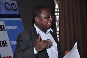 Dr. Kwesi Jonah