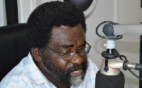 Dr Amoako Baah is a former Political Science lecturer of KNUST