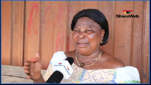 Akua Donkor - Founder of the Ghana Freedom Party
