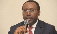 World Bank Chief Economist for the Africa region Albert Zeufack