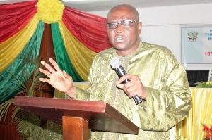 Sulley Amadu, Deputy EC Chair