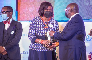 The awards commend the recipients' astounding leadership