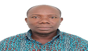 Director of Elections of the New Patriotic Party, Evans Nimako