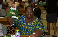 Dr. Esther Ofei-Abogye, Vice-Chairperson of the NDPC