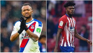 Jordan Ayew and Thomas Partey have both had an incredible season for their clubs