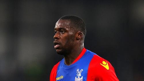 Crystal Palace midfielder Jeffrey Schlupp fit for Brighton clash
