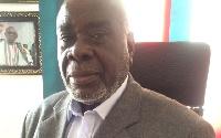 Nana Gabby Nsiah Nketia,running mate of Mr. Ivor Kobina Greenstreet