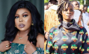 Ayisha Modi and Afia Schwarznegger have been engaged in series of banters on social media