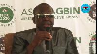 Alban Sumana Kingsford Bagbin, Second Deputy Speaker of Parliament