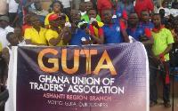 Ghana Union of Traders Association members