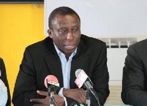 Professor Francis Dodoo
