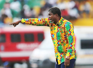 Asante Kotoko coach, Maxwell Konadu