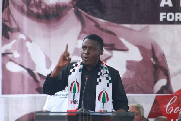 NDC's Edem Agbana does not owe us – Students Loan Trust Fund