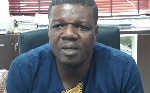 MP for South Dayi, Rockson-Nelson Este Kwami Dafeamekpor