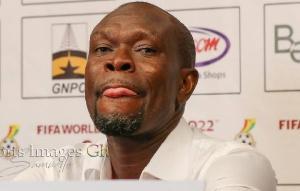 Former Black Stars coach Charles Akonnor
