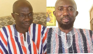 Consider Binduri MP, DCE for appointment – NPP executives to Akufo-Addo