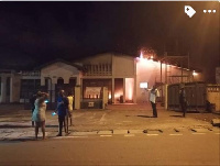 A number of properties got destroyed through the fire outbreak