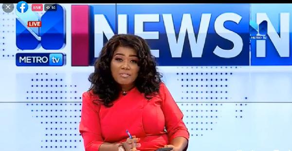 LIVESTREAMED: Newsnight on Metro TV with Bridget Otoo
